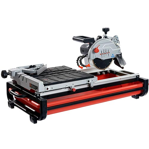 Lackmond Beast Wet Tile Saw - 7 Inch Portable Jobsite Cutting Tool