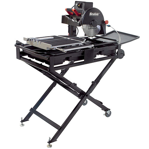 QEP 61024 24-Inch BRUTUS Professional Tile Saw with Water Pump and Stand