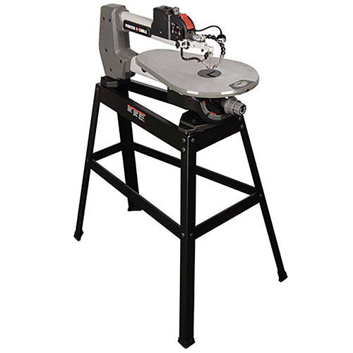 "PORTER-CABLE 18"" Variable Speed Scroll Saw with Stand"