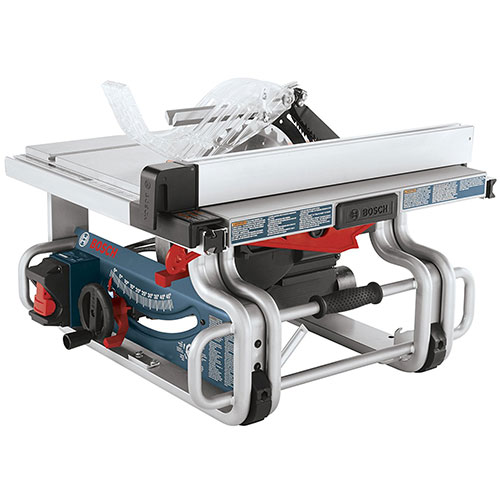 Bosch GTS103 10-Inch Portable Jobsite Table Saw