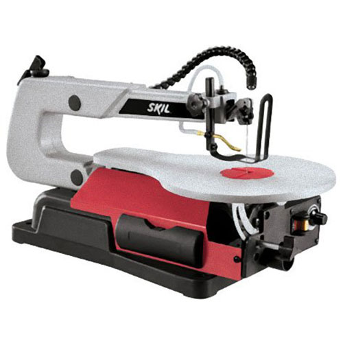 CHERVON NA/SKIL 3335-07 16 Inch Scroll Saw With Light