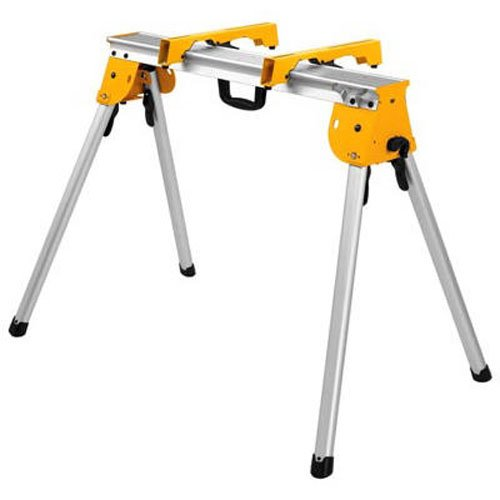DEWALT DWX725B Heavy Duty Work Stand with Miter Saw Mounting Brackets