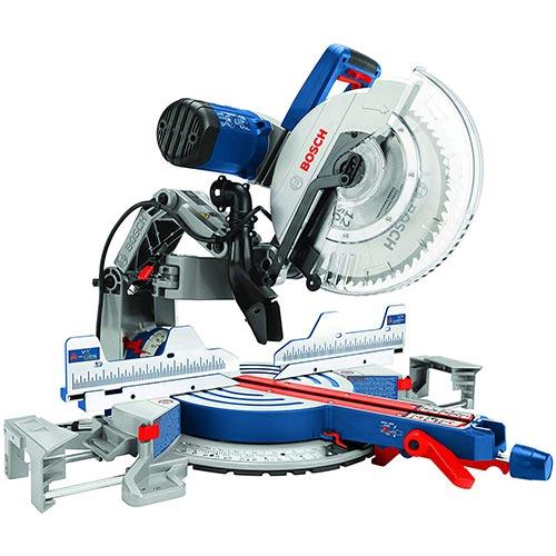Bosch GCM12SD - 120-Volt Compound Miter Saw
