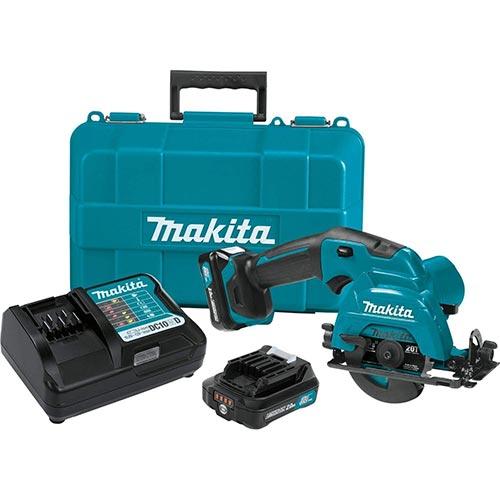 Makita SH02R1 12V Max CXT Lithium-Ion Cordless Circular Saw Kit
