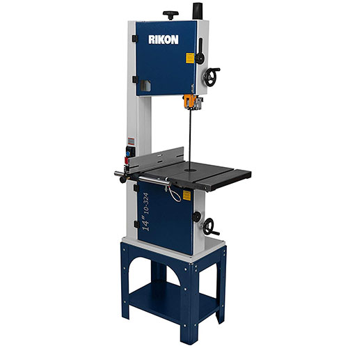 RIKON Power Tools 10-324 14 Inch Open Stand Bandsaw