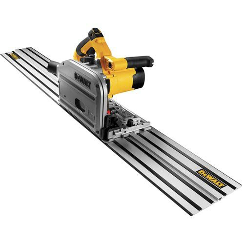 DEWALT DWS520SK 59-Inch Tracksaw Kit With 6-1/2-Inch Track